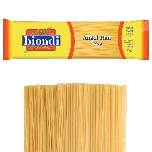 Biondi Pasta Quick Easy Tasty